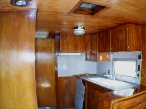 1955 Spartan Trailer (Mansion) Restoration