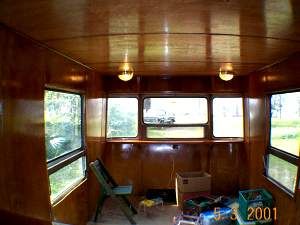 1955 Spartan Trailer Mansion Restoration