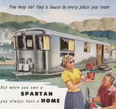 1955 Spartan Trailer (Mansion) Restoration